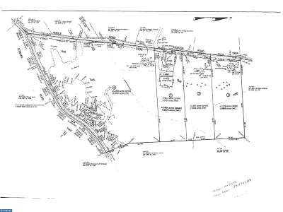 PA-Bucks County Residential Lots & Land ACTIVE: Lot Cobbler Road