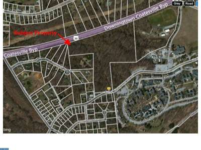 Coatesville Residential Lots & Land ACTIVE: 1365 Black Horse Hill Road
