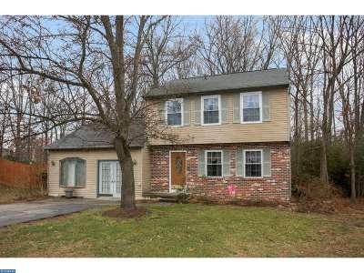 Glassboro Single Family Home ACTIVE: 15 Tallowood Drive