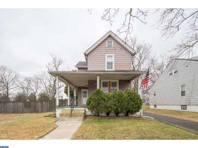 Lindenwold Single Family Home ACTIVE: 511 E Maple Avenue