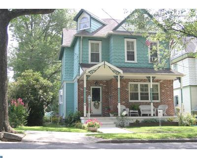 Wenonah Single Family Home ACTIVE: 4 W Willow Street