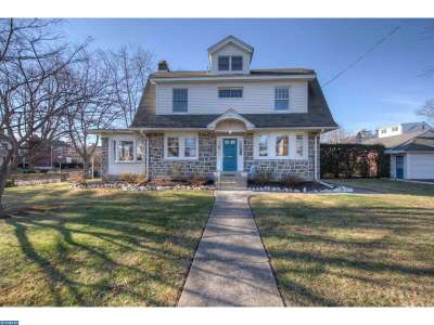 Lansdowne Single Family Home ACTIVE: 320 Derwyn Road
