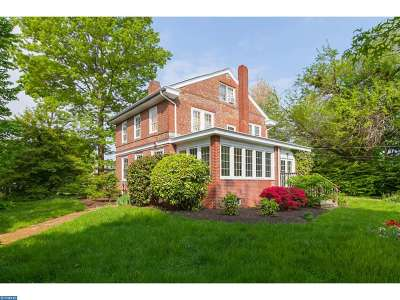 Woodbury Heights Single Family Home ACTIVE: 407 Oak Avenue