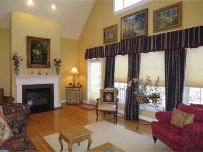 Moorestown Condo/Townhouse ACTIVE: 3 Collins Mill Court