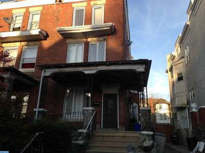 Overbrook Single Family Home ACTIVE: 877 Wynnewood Road