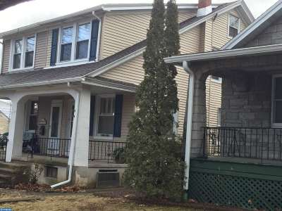 Wyomissing Single Family Home ACTIVE: 538 Oley Street
