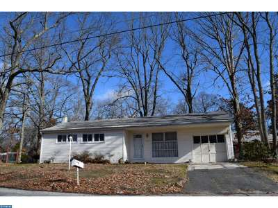 Pine Hill Single Family Home ACTIVE: 103 W Woodburn Avenue