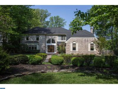 Cherry Hill Single Family Home ACTIVE: 22 Southwood Drive