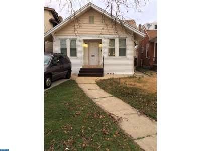 Pennsauken Single Family Home ACTIVE: 1642 48th Street