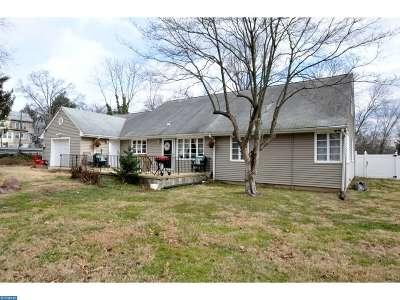 Trenton Single Family Home ACTIVE: 112 Lipton Avenue