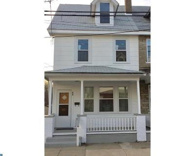 Mount Holly Single Family Home ACTIVE: 40 Bispham Street