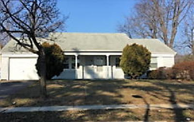 Willingboro Single Family Home ACTIVE: 34 Elmire Lane