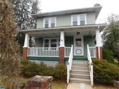 Clementon Single Family Home ACTIVE: 96 Blackwood Road