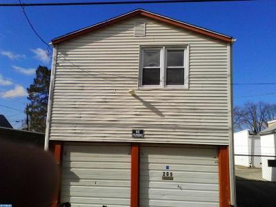 Gloucester City Single Family Home ACTIVE: 205 Filmore Street