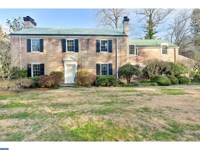 Philadelphia Single Family Home ACTIVE: 9501 Marstan Road