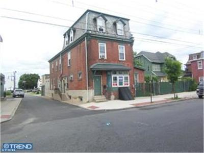 Gloucester City Multi Family Home ACTIVE: 155 S Burlington Street