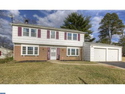 Willingboro Single Family Home ACTIVE: 8 Harwick Lane