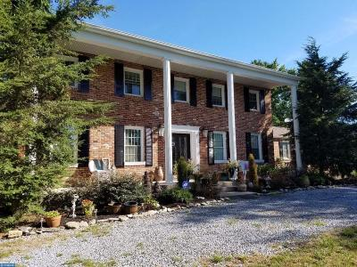 Mount Laurel Single Family Home ACTIVE: 5153 Church Road