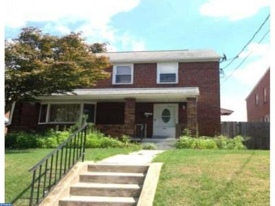 PA-Montgomery County Single Family Home ACTIVE: 910 Stanbridge Street