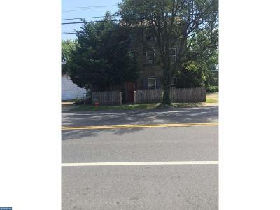 Philadelphia Single Family Home ACTIVE: 7707 Ridge Avenue