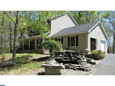 Bordentown Single Family Home ACTIVE: 3260 Route 206