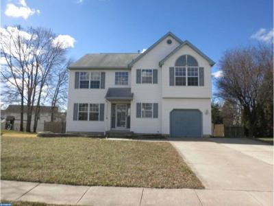 Gloucester Twp, Sicklerville Single Family Home ACTIVE: 7 Sinatra Drive