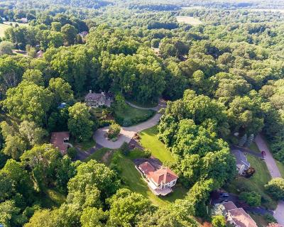 Newtown Square Single Family Home ACTIVE: 3 Rock Hill Road