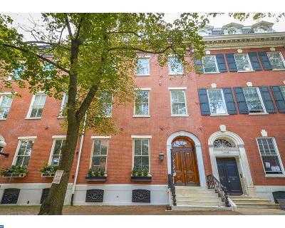 Philadelphia Condo/Townhouse ACTIVE: 2004 Delancey Street