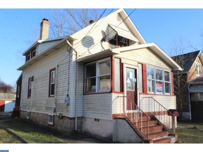 Clementon Single Family Home ACTIVE: 23 Holly Street