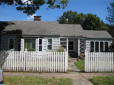 Trenton Single Family Home ACTIVE: 1400 Riverside Drive