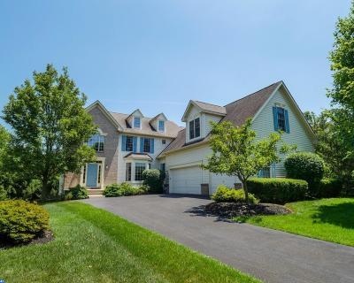 New Hope Single Family Home ACTIVE: 8 Lenape Drive