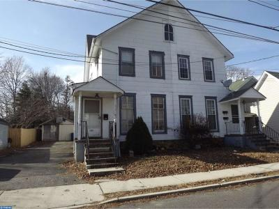 Hightstown Single Family Home ACTIVE: 150 Outcalt Street