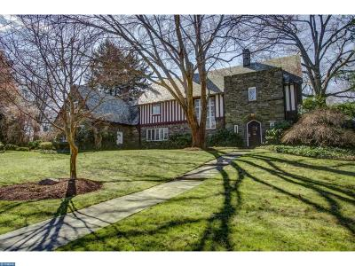 Swarthmore Single Family Home ACTIVE: 922 Strath Haven Avenue