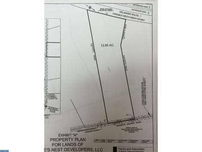 Smyrna Residential Lots & Land ACTIVE: 295 Massey Church Road