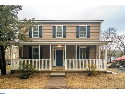 New Hope Single Family Home ACTIVE: 4901 River Road