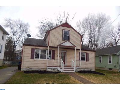 Maple Shade Single Family Home ACTIVE: 62 S Poplar Avenue