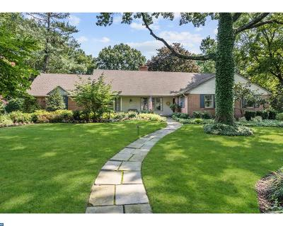 Moorestown Single Family Home ACTIVE: 709 Mill Street
