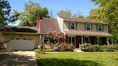 Ewing Single Family Home ACTIVE: 13 Riverview Drive
