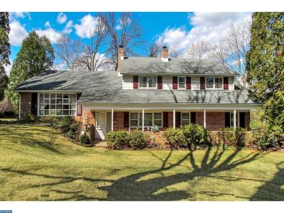 Wyomissing Single Family Home ACTIVE: 1306 Old Mill Road