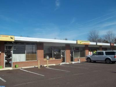 PA-Bucks County Commercial ACTIVE: 412 Durham Road