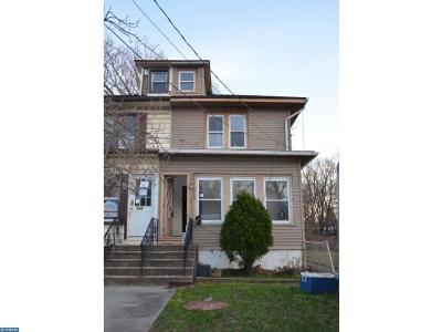 Oaklyn Single Family Home ACTIVE: 736 Woodlynne Avenue