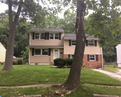 Lindenwold Single Family Home ACTIVE: 2009 Andrea Avenue