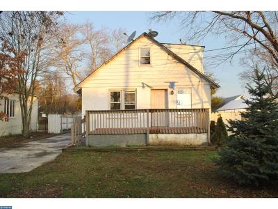Hainesport Single Family Home ACTIVE: 505 1st Street