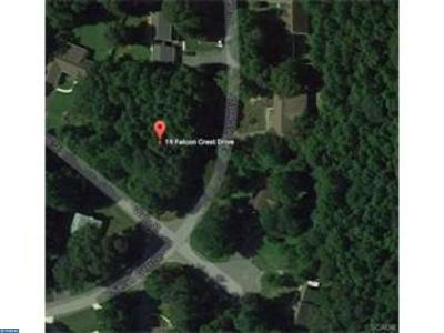 Harbeson Residential Lots & Land ACTIVE: 19 Falcon Crest Drive