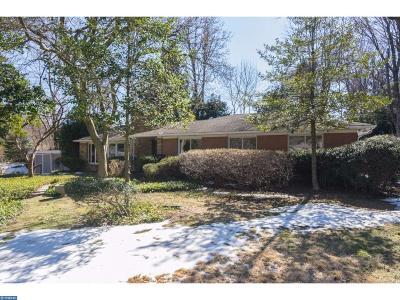 Bensalem Single Family Home ACTIVE: 4554 Yates Road