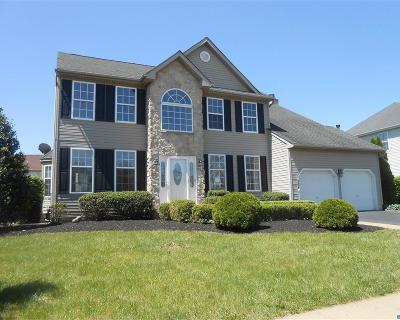 DE-New Castle County Single Family Home ACTIVE: 208 Porky Oliver Drive