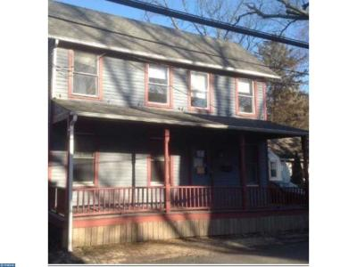 Moorestown Single Family Home ACTIVE: 225 Frenchs Avenue