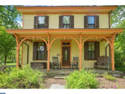 PA-Bucks County Single Family Home ACTIVE: 6830 Tohickon Hill Road