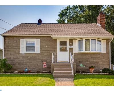 Bellmawr Single Family Home ACTIVE: 341 Bergen Avenue