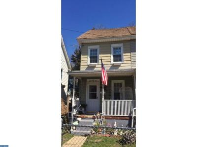 Mount Holly Single Family Home ACTIVE: 55 White Street